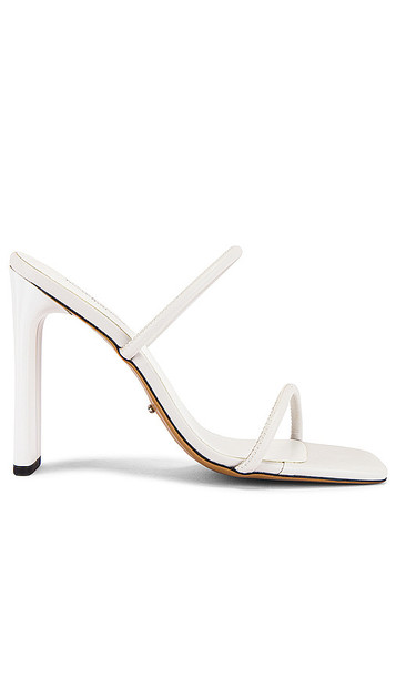 Tony Bianco Florence Sandal in White