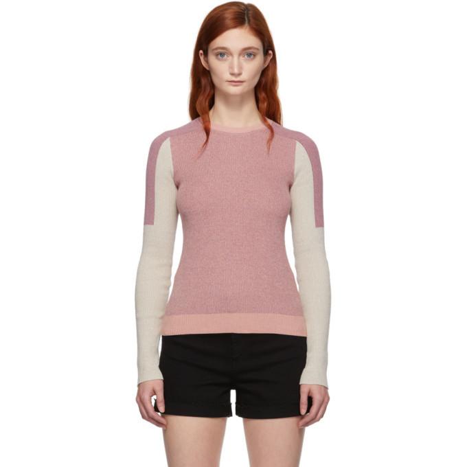 rag and bone rag & bone Pink Tia Sweater