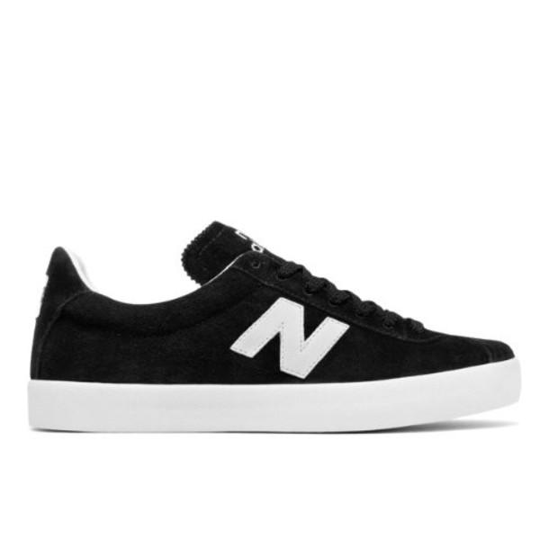 New Balance Tempus Men's Court Classics Shoes - Black/White (TEMPUSBB)