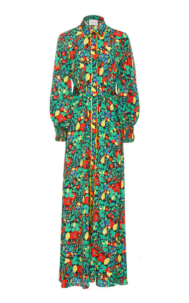 Alexis Hiroka Dress Size: S in print