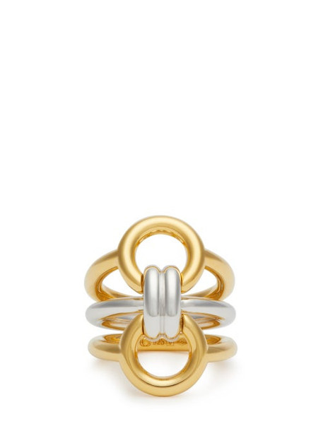 Charlotte Chesnais - Trypitch Detachable Ring - Womens - Silver Gold