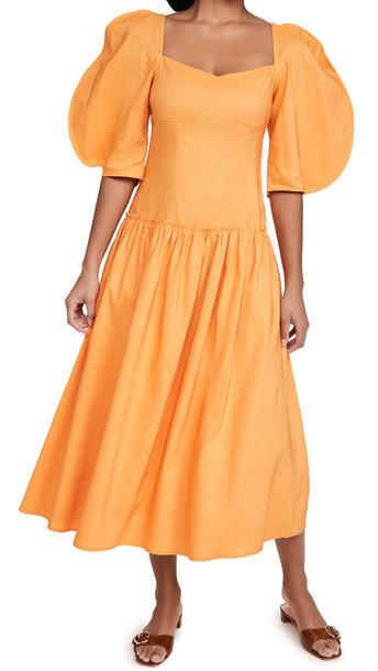 Rejina Pyo Louisa Dress in orange
