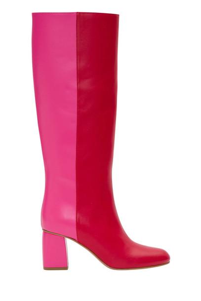 RED Valentino Bicolor Boots