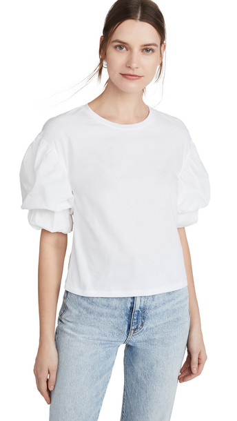 Joie Bee Top in white