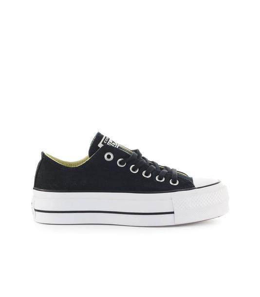 Converse All Star Chuck Taylor Black Platform Sneaker