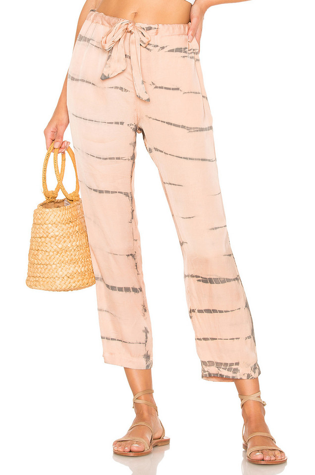Cali Dreaming Day Pant in blush