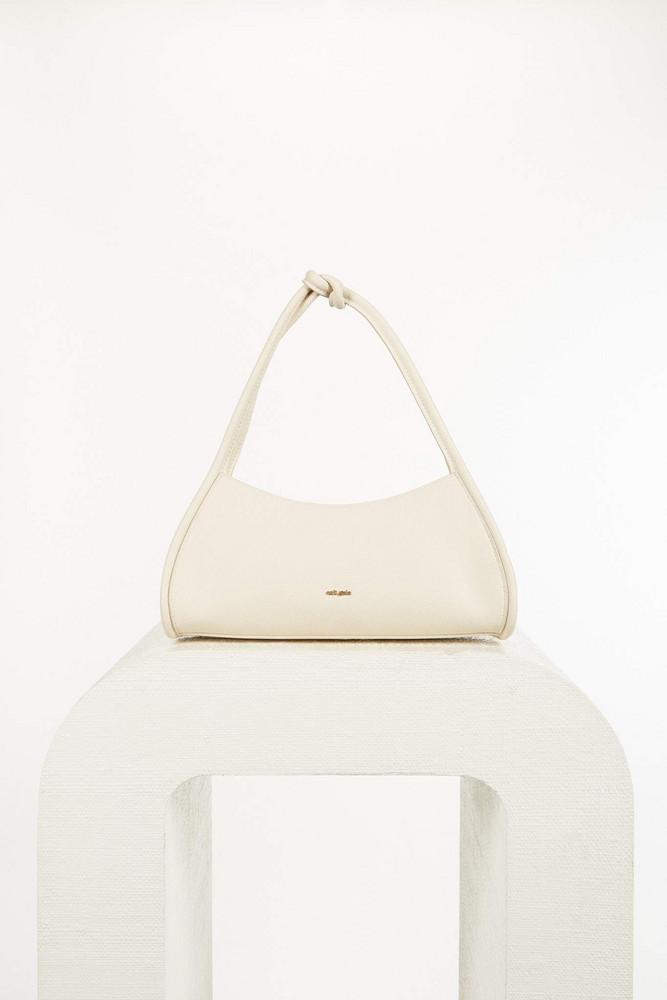 Cult Gaia Tala Shoulder Bag - Off White (PREORDER)                                                                                               $388.00