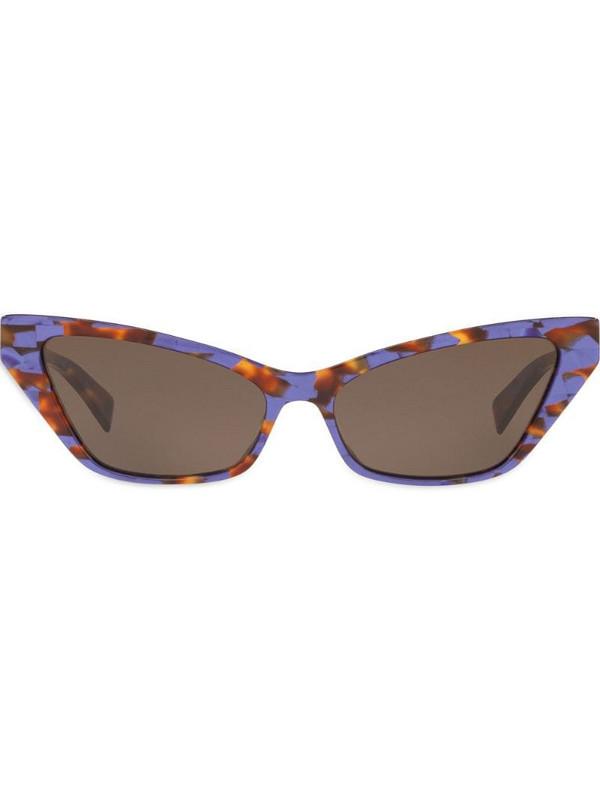 Alain Mikli Le Matin sunglasses in purple