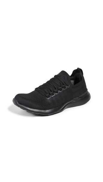 APL: Athletic Propulsion Labs TechLoom Breeze Sneakers in black