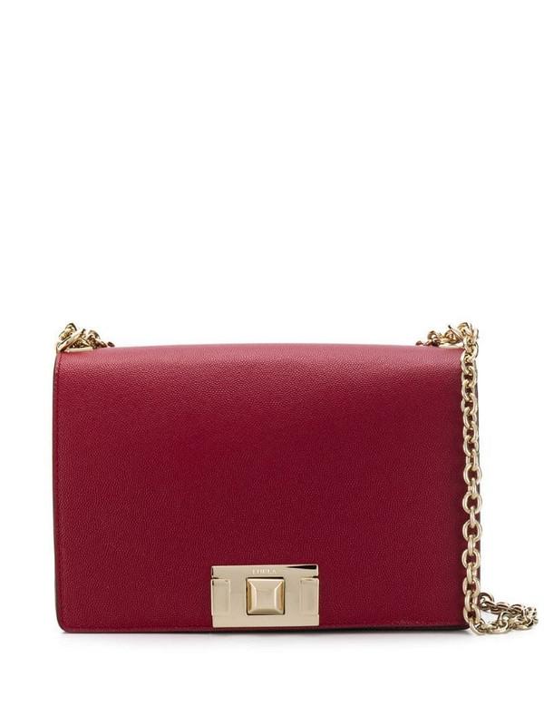 Furla Mimì crossbody bag in red