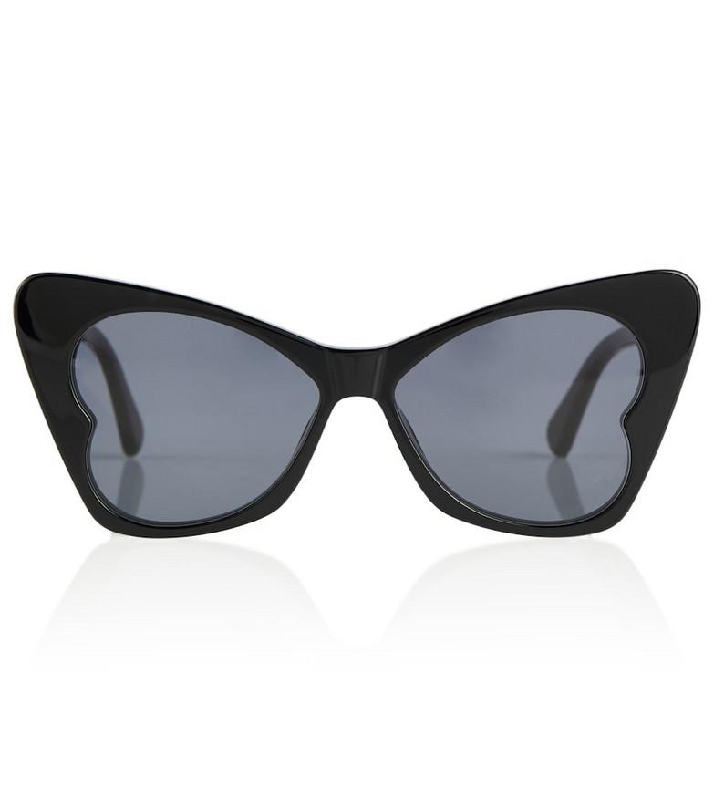 STELLA McCARTNEY Acetate sunglasses in black