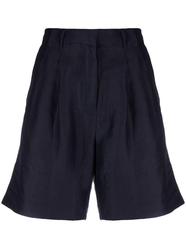 Soulland Liv shorts in blue