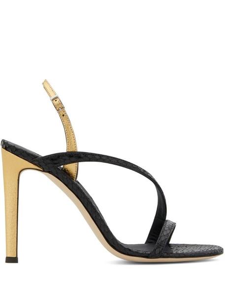 Giuseppe Zanotti Polina sandals in black