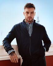 jacket,blue,liam payne