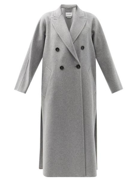 Max Mara - Selina Coat - Womens - Grey