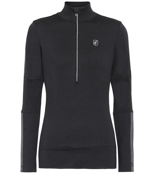 Toni Sailer Marylou ski top in black