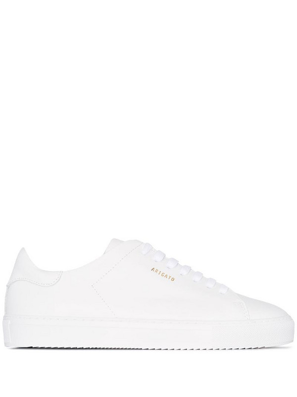 Axel Arigato Clean 90 low-top sneakers in white