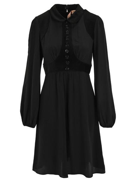 N.21 N21 Midi Dress in black