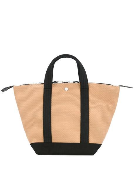 Cabas N56 bowler bag in brown