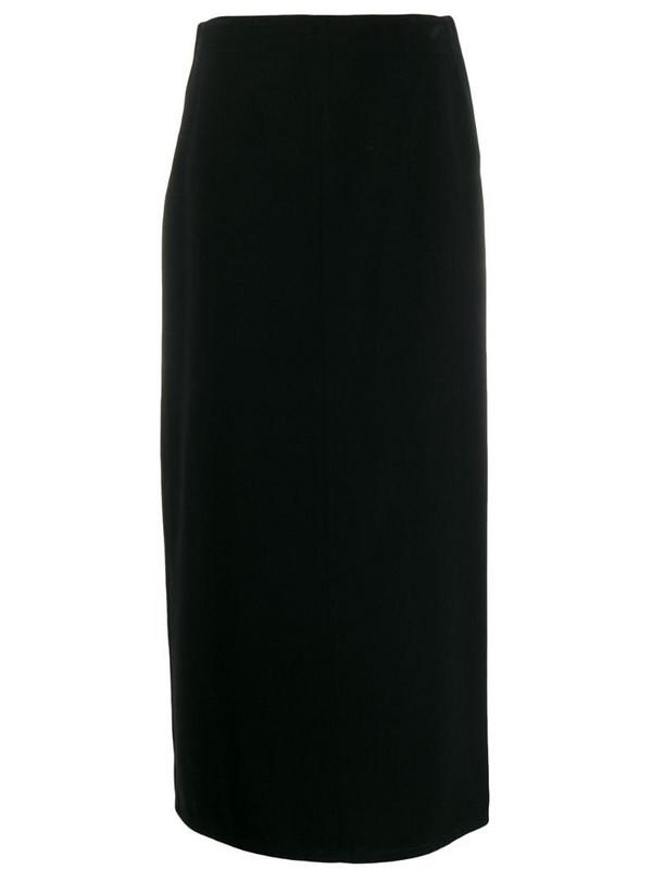 Maison Martin Margiela Pre-Owned 1990s corduroy skirt in black