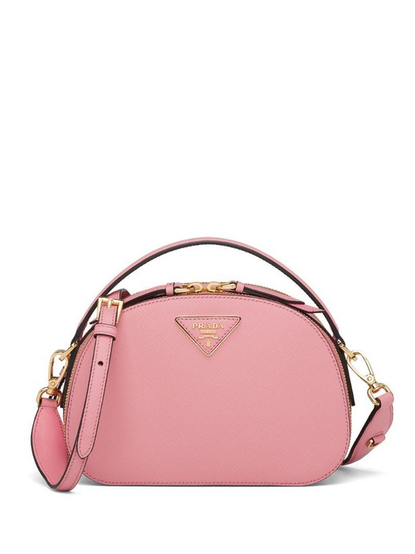 Prada Odette Saffiano mini bag in pink