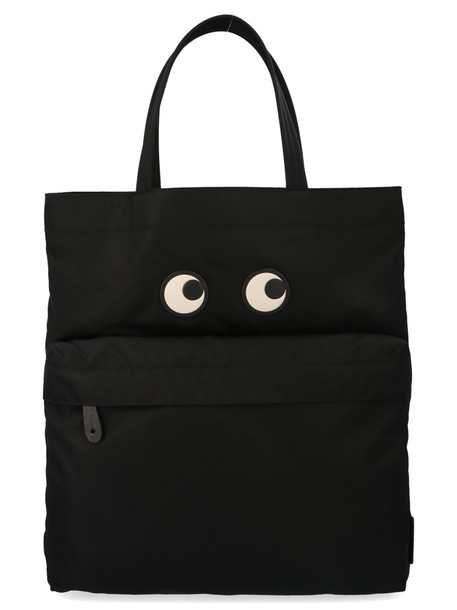 Anya Hindmarch eyes Bag in black