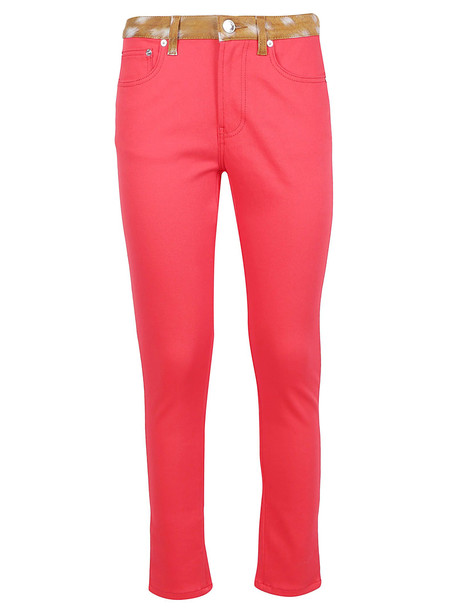 Burberry Pants in red