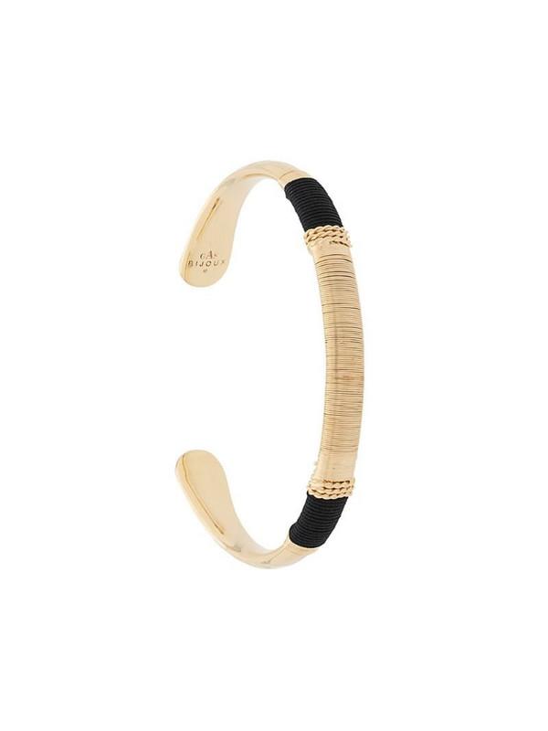 Gas Bijoux Macao bracelet in gold