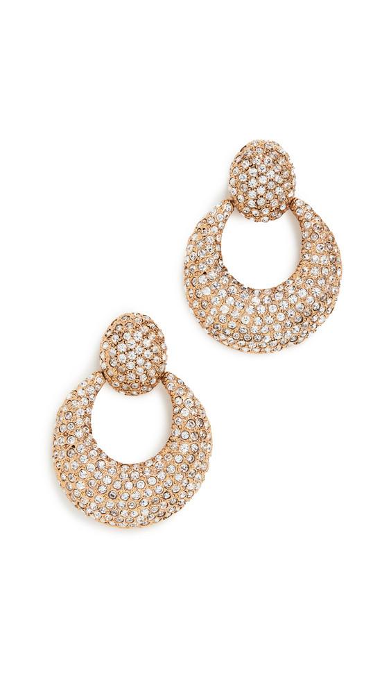 Jennifer Behr Miranda Earrings in gold
