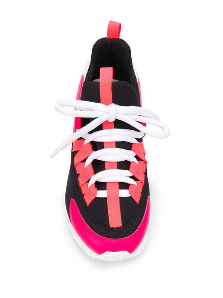 Pierre Hardy low top sneakers in black