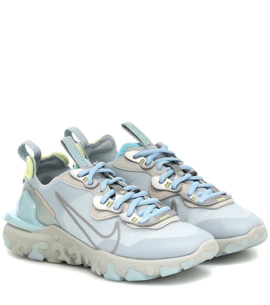 Nike React Vision sneakers in blue