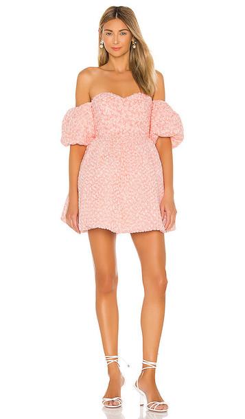 NBD Hey Lover Girl Mini Dress in Pink