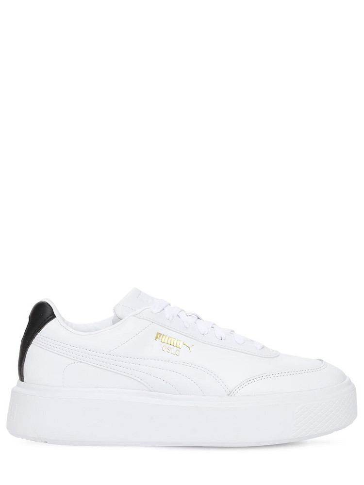 PUMA Oslo Femme Archive Sneakers in white