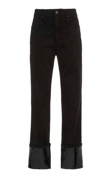 N°21 Laure 5 Pocket Jeans in black