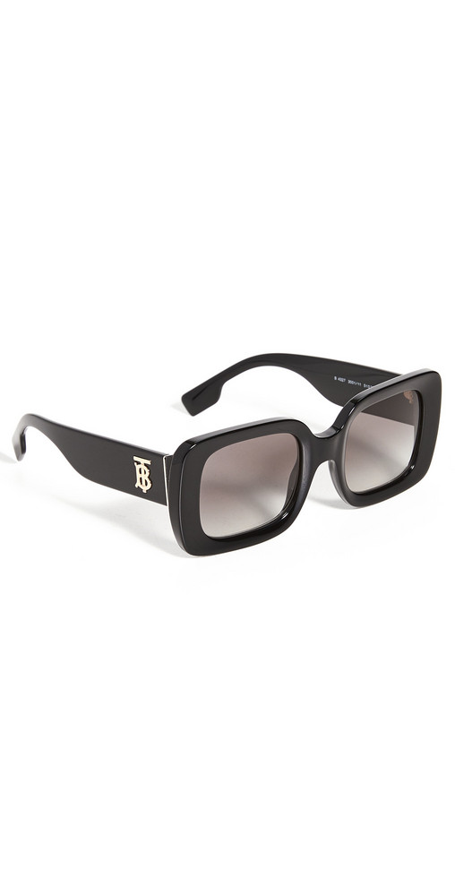 Burberry Delilah Sunglasses in black