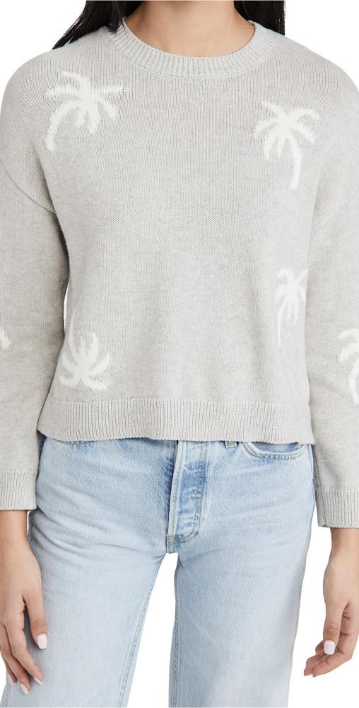 RAILS Perci Sweater in grey