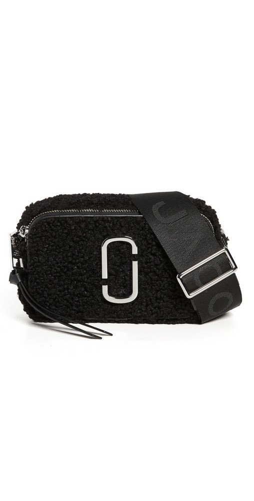 The Marc Jacobs Snapshot Camera Bag in black