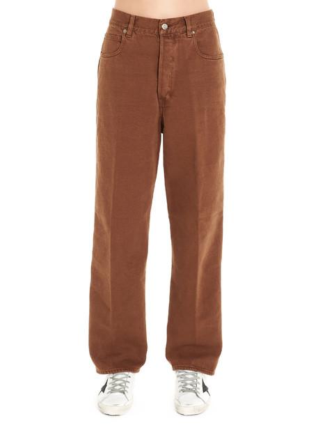 Golden Goose kim Jeans in brown