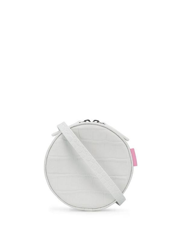 tubici Milan mini bag in white