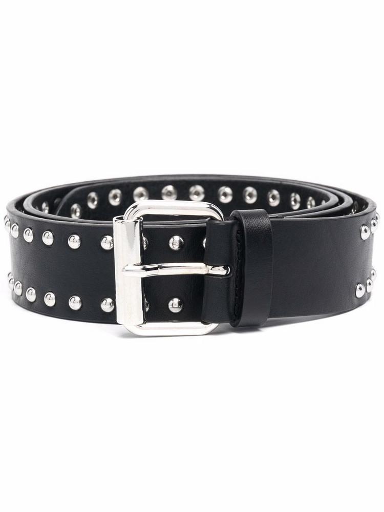 P.A.R.O.S.H. P.A.R.O.S.H. studded leather belt - Black