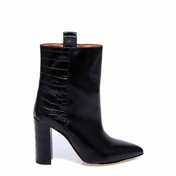 Paris Texas Boots in black
