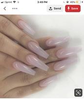 nail accessories,nails,acrylic nails,pink nails,pink