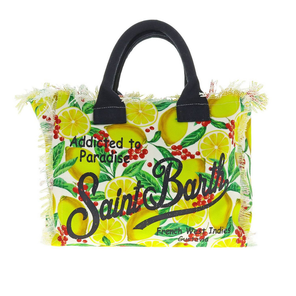 Mc2 Saint Barth Handbag Shoulder Bag Women Mc2 Saint Barth in yellow