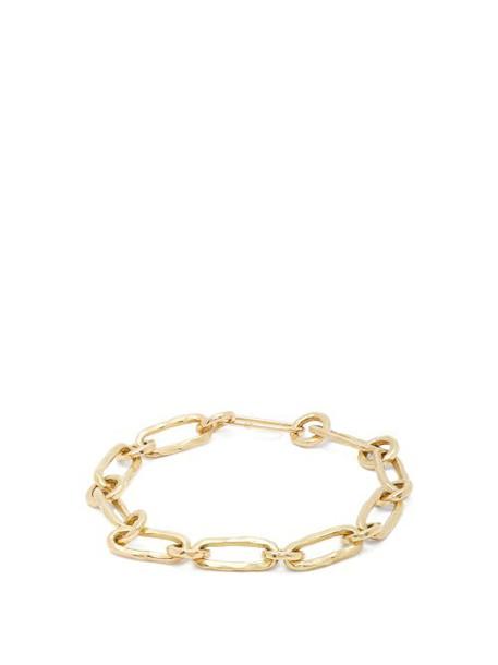 Aurélie Bidermann Fine Jewellery - 18kt Gold Chain Bracelet - Womens - Gold
