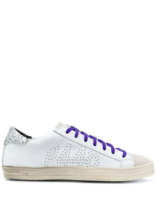 P448 John low-top sneakers in white