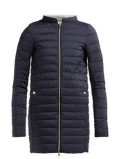 coat,quilted,navy