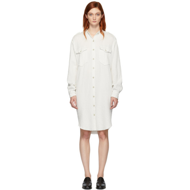 Isabel Marant Etoile White Jasia Dress