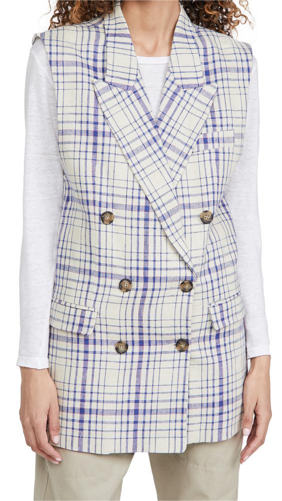 Isabel Marant Etoile Ipegie Jacket in blue