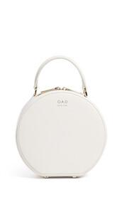 satchel,mini,soft,white,bag