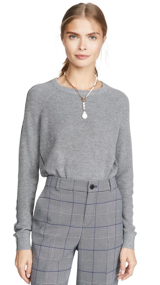 Splendid Pullover with Pop Stitch in black